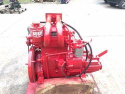 Bukh DV29 Marine Diesel Engine Breaking For Spares