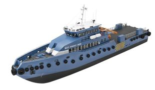 MOC Shipyards ANZAC 3609 Utility / Security Vessel
