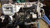 2006 Doosan L086TIL 360hp Bobtail Marine Diesel Engine