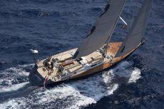 1991 Custom Gilles Vaton 25m Sailing Yacht
