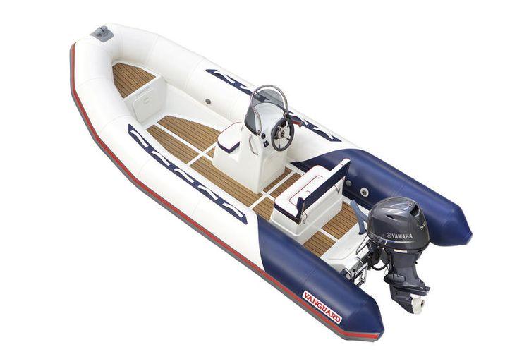 Vanguard  5m RIB