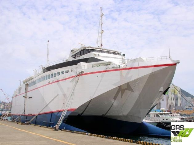 PRICE REDUCED // 62m / 468 pax Passenger / RoRo Ship for Sale / #1079402