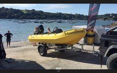 Whaly 370 Rigid Boat