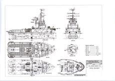 37M anchor handling tug