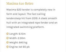 Maxima 620 Retro