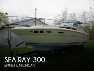 1988 Sea Ray 300 Sundancer