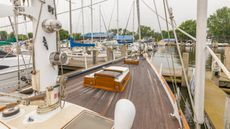 1966 Sparkman & Stephens Custom S&S 65' Ketch