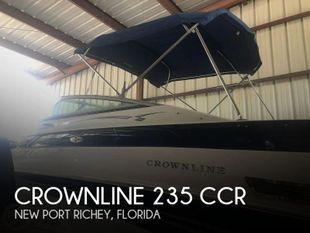 2005 Crownline 235 CCR