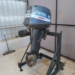 Yanmar D27 Diesel Outboard used