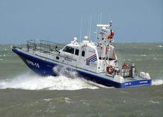 Glassfibre Ex-Policeboat