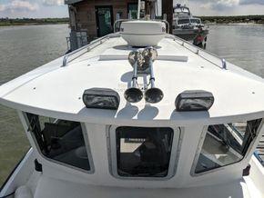 Hardy Fishing 24 - Extended Wheelhouse Recent engine - Coachroof/Wheelhouse