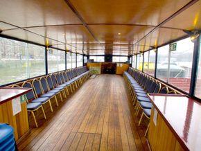 Passenger Trip Boat 36m  - Looking Aft