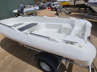 Pans marine p355 polyethylene boat