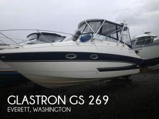 2007 Glastron GS 269