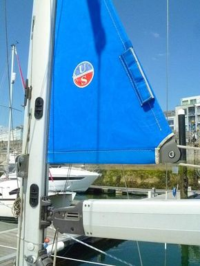 New Sails in 2018