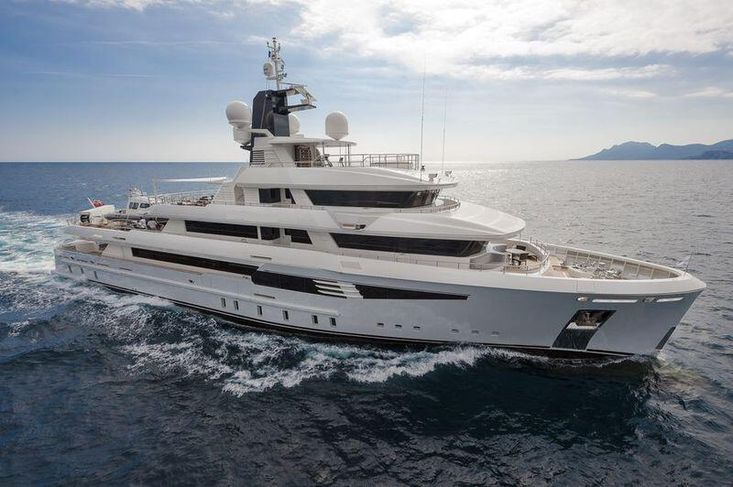 Expedition SuperYacht Ice