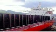 10,200 Tons Self Propelled Barge