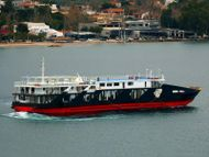 1990BLT LCT RO/PAX FERRY