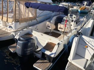 2014 PACIFIC CRAFT 750 SUN CRUISER