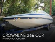 1997 Crownline 266 CCR