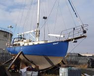 Cape George Cutter 45'