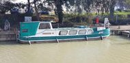 12m Dutch barge Liveaboard in South of France