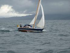 """'Kumalie'   28'6"""" Bermudan Sloop"""