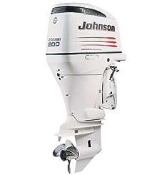 Johnson 200 HP