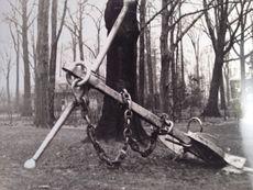 10′ x 11′ Antique Trotman Style Anchor