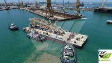91m / 27,43m Pontoon / Barge for Sale / #1106711