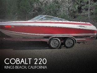 1996 Cobalt 220