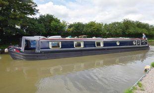 57ft Semi Trad 2011 M&D Narrowboats / David Perry