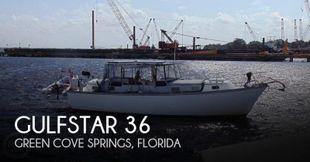 1971 Gulfstar 36 Motorsailor TC
