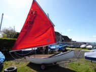 Keyhaven Scow