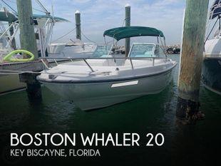 1997 Boston Whaler 20 Dauntless