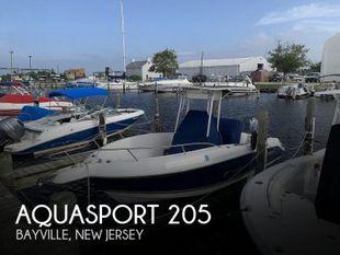 2004 Aquasport 205 Osprey Tournament Master