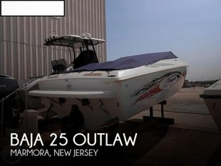 2001 Baja 25 Outlaw