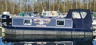 Perfect Leisure Boat with mooring option at Roydon Marina Village