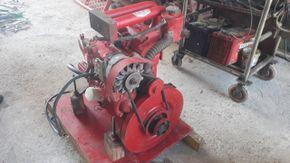 bukh dv29 rme engine with keel cooled