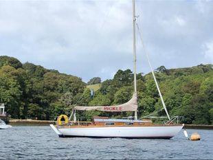 1966 Folkboat 25