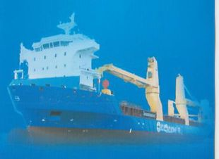 14,000 DWT Heavy Lift Vessel