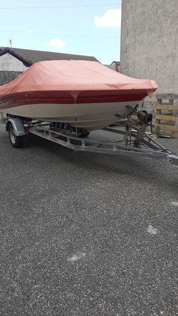 Searay 185 Bowrider 2stroke 125, 175 hrs