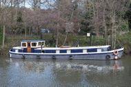 Replica Dutch Barge
