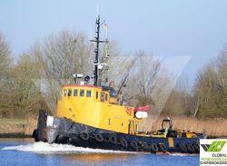 26m / 15ts BP Tug for Sale / #717G