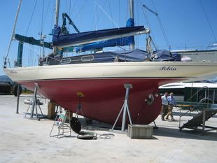 1927 Custom Built Classic Sailing Yacht 46 ft