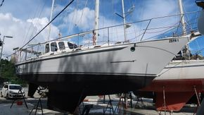Boro Bonito 42ft Steel Ketch for Sale in Langkawi, Malaysia