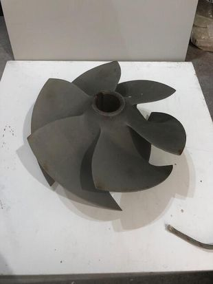 HAMILTON WATER JET IMPELLERS