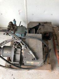 Hydraulic Generator – Mounts on Top of 514 or 5114 gears 12.5 KW
