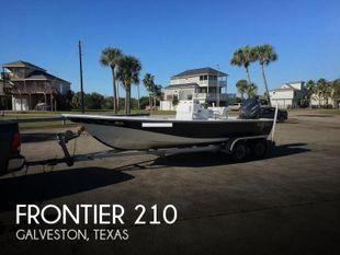 2009 Frontier 210