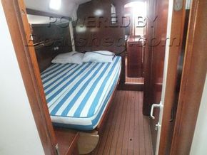 Beneteau 505  - Looking Aft